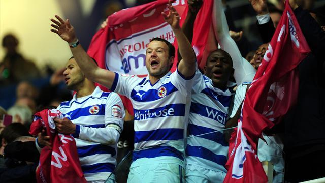 Reading return to Premier League