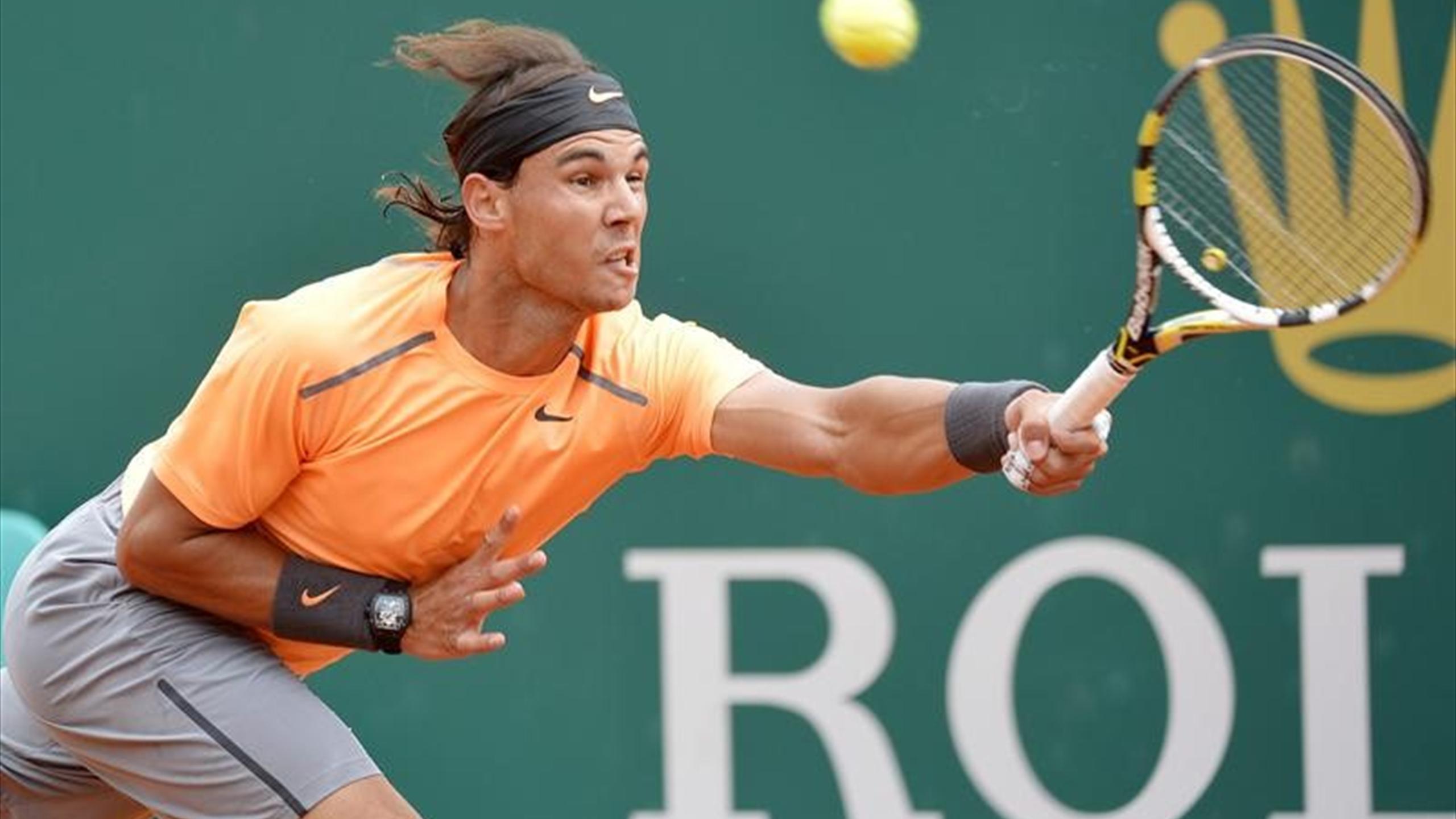 Masters Rome : Rafael Nadal simpose sans difficulté face