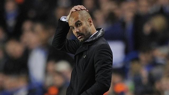 Pep Guardiola Barcelona Champions