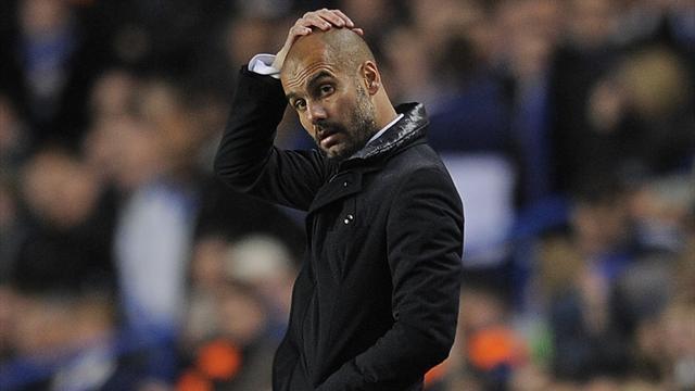 Guardiola encore loin du Bayern