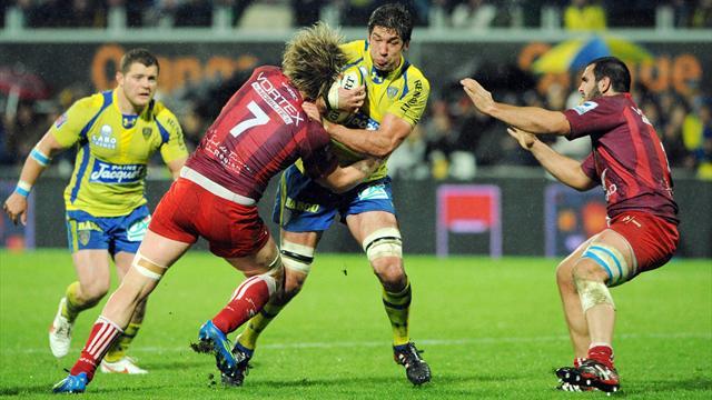 Clermont bat Montpellier à l'usure