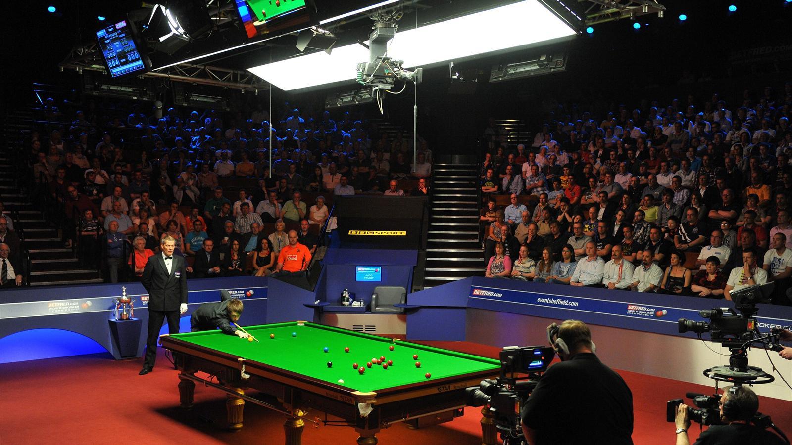 Crucible Century Breaks Snooker Eurosport