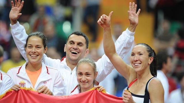 Sırbistan-Çek Cumhuriyeti finali