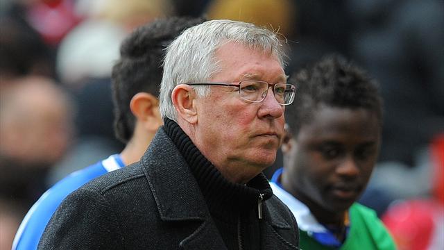 Ferguson 'working on transfers'