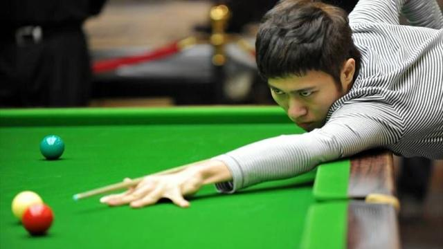 Cao Yupeng hits 147, Murphy bows out in Glasgow