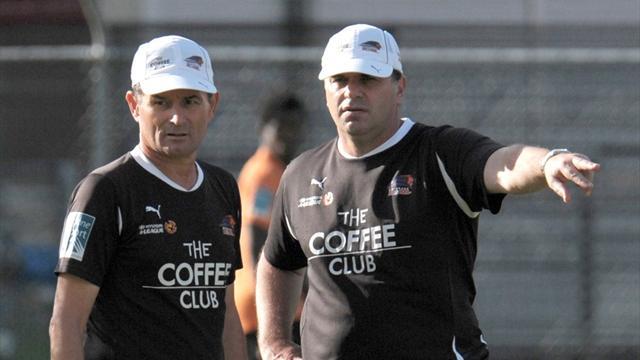 Vidosic becomes new Brisbane Roar coach