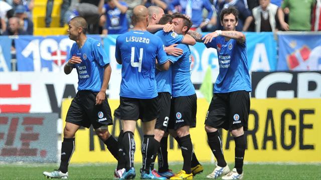 Novara overcome Lazio