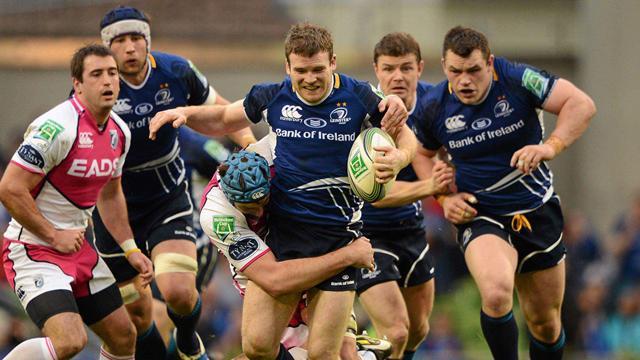 Le Leinster renvoie la pression