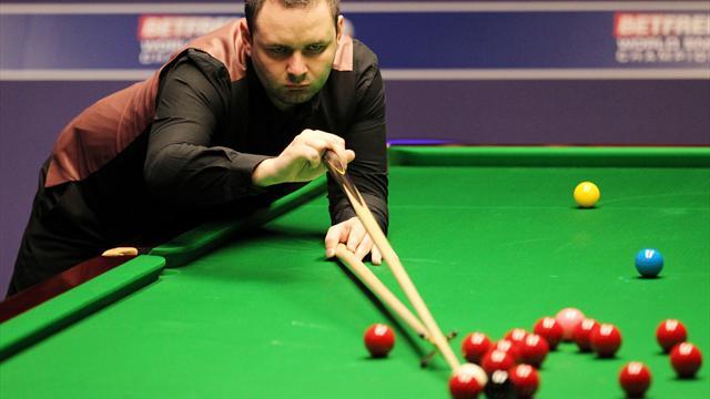 Maguire wins UK PTC1