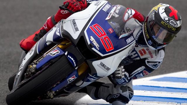 Lorenzo fastest in opening Mugello MotoGP practice