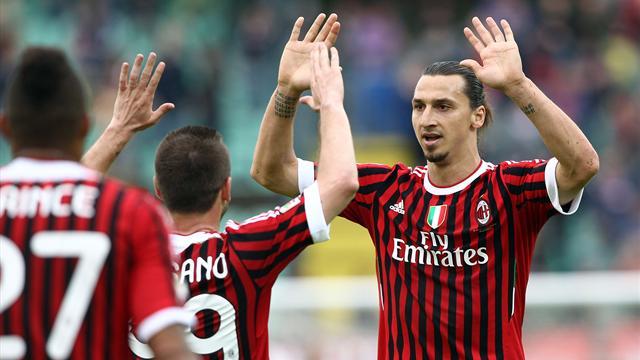 Euro Club Index: Juve still behind Milan