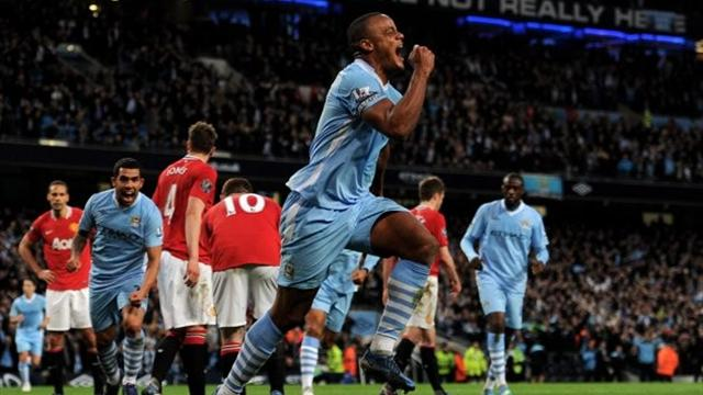 "Manchester derby ""most important game in the world"", says Kompany"