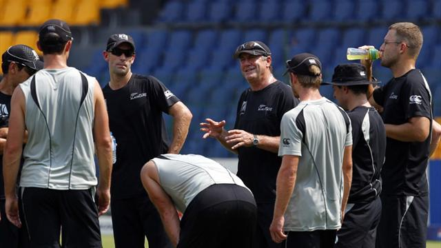 New Zealand to play in India