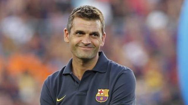 Vilanova confirmed as Barcelona coach