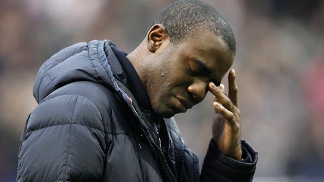 Bolton midfielder Muamba retires