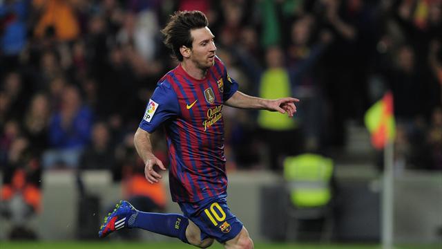 Messi marque (encore) l'histoire