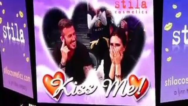 14 короткометражек в честь Дня святого Валентина, снятых на Kiss Cam