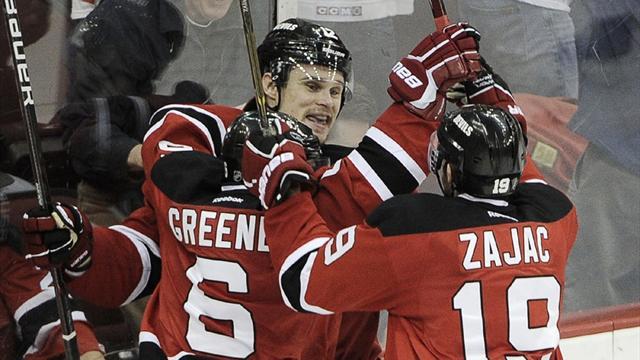 Devils down Flyers in overtime