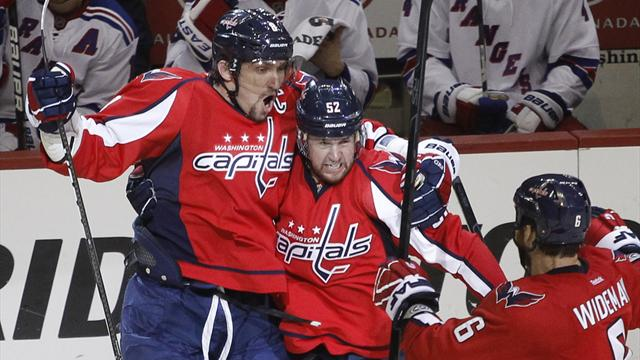 Capitals re-sign Green to three-year deal