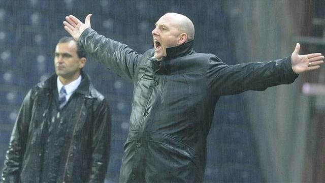 Rovers boss Kean told 'lose three games and you're out'