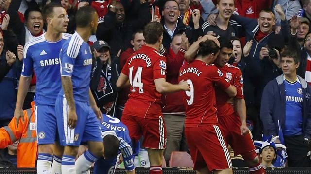 Premier league - 8 mai 2012