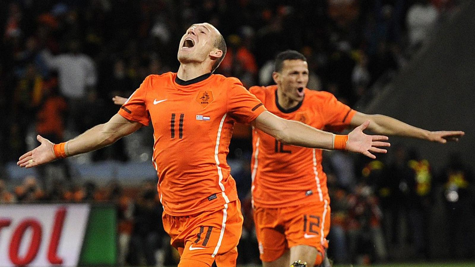 голландии футбол