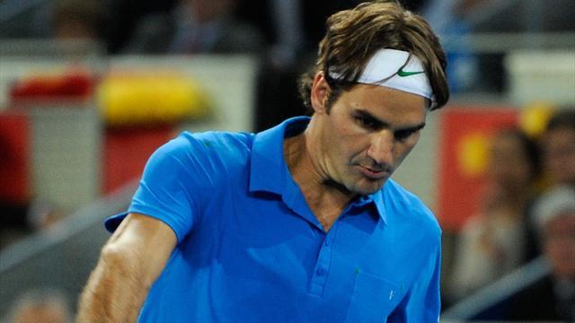 Federer sees off Ferrer