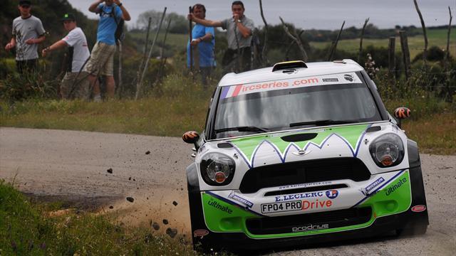 Sordo boosts lead in Corsica