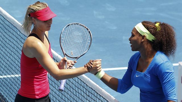 Serena corrige Azarenka
