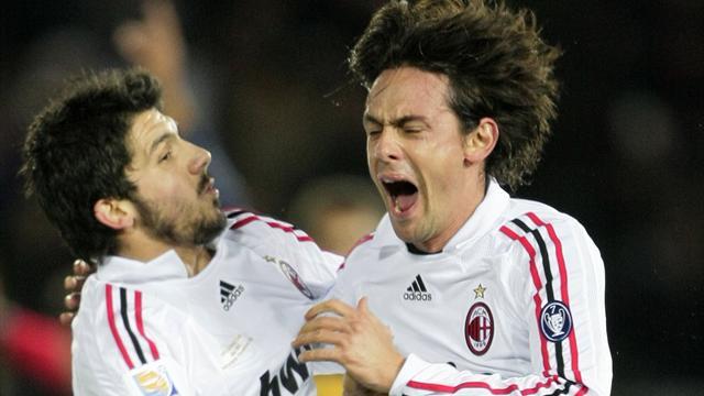 Gattuso and Inzaghi leave Milan