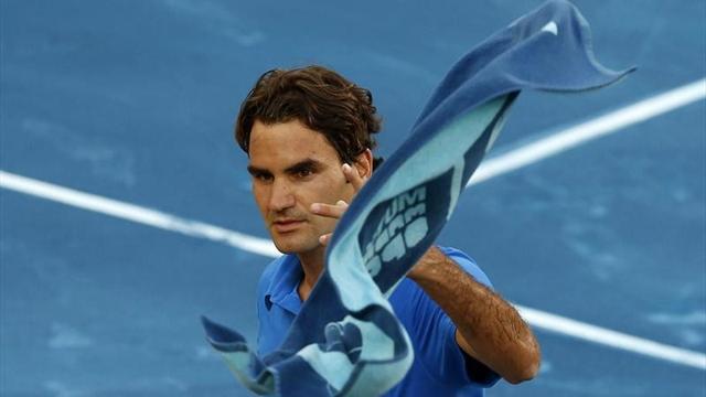 Federer en mode tout-terrain