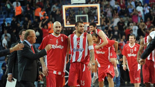 Olympiacos to meet CSKA in final