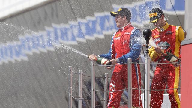 Razia cruises to Barcelona sprint win