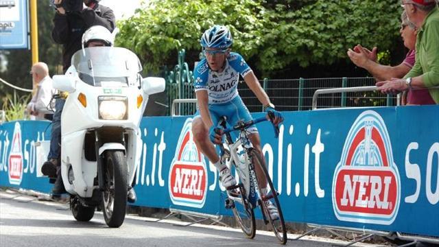 Late Pozzovivo attack wins stage 8