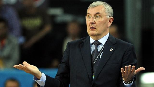 Казлаускас может покинуть сборную Литвы