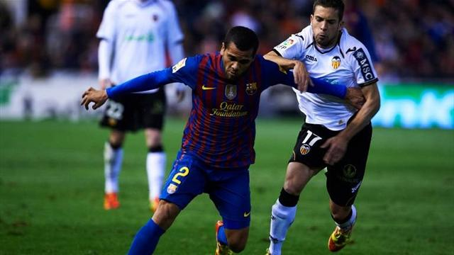 Barca deny Alves sale, Alba deal