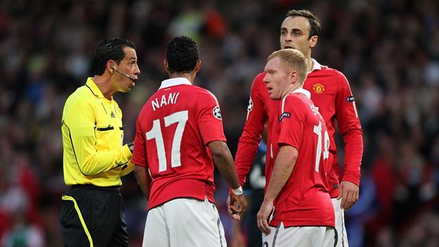 Portuguese ref given final
