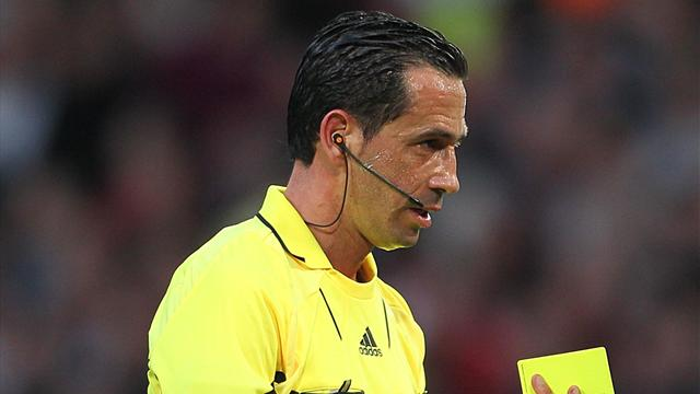 Final referee 'once headbutted by a fan'