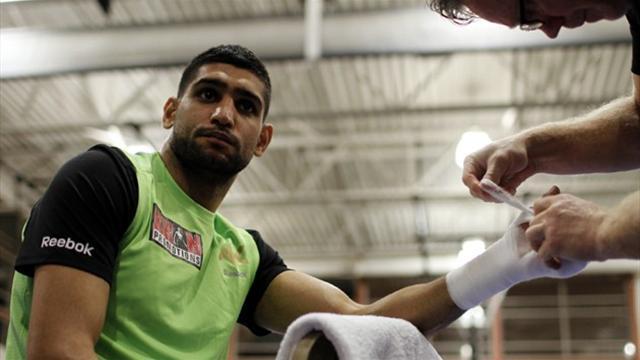 Khan reinstated as WBA champion