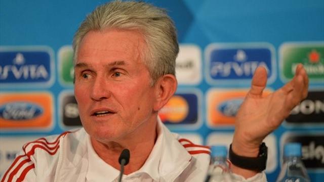 Heynckes: Chelsea must back Di Matteo