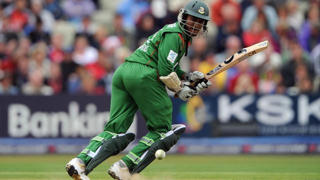 Shakib and Shafiul return for Bangladesh