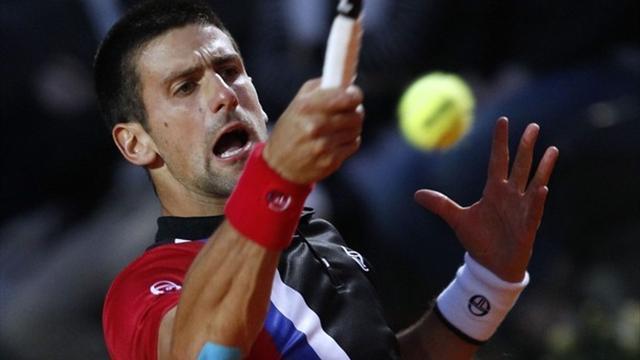 Djokovic un ton au-dessus