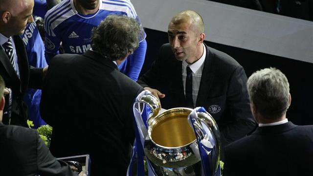 Chelsea refuse to commit to Di Matteo