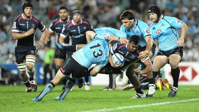 Beale gives Rebels win