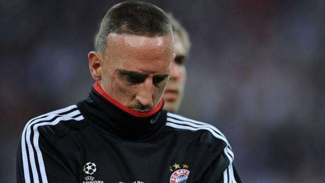 Ribery to skip Bayern Munich training camp