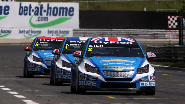 Chevrolet to pull out of WTCC