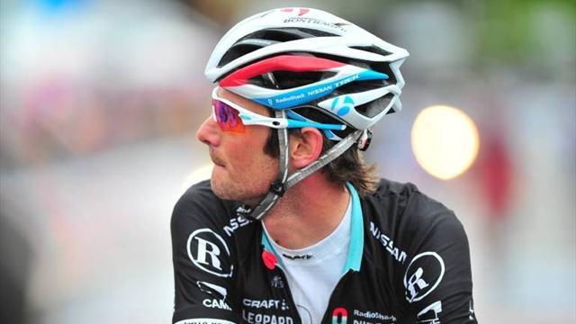 Schleck denies rift with Bruyneel