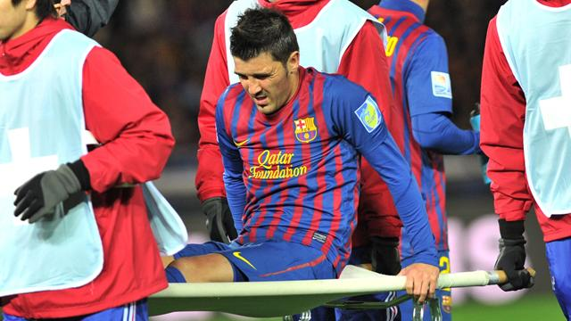 Villa rules himself out of Euros