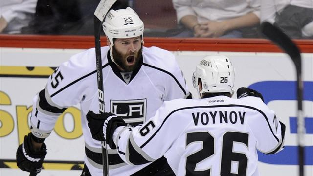 LA Kings reach Stanley Cup final