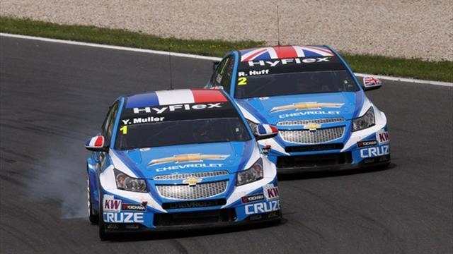 Drivers' title battle gets closer